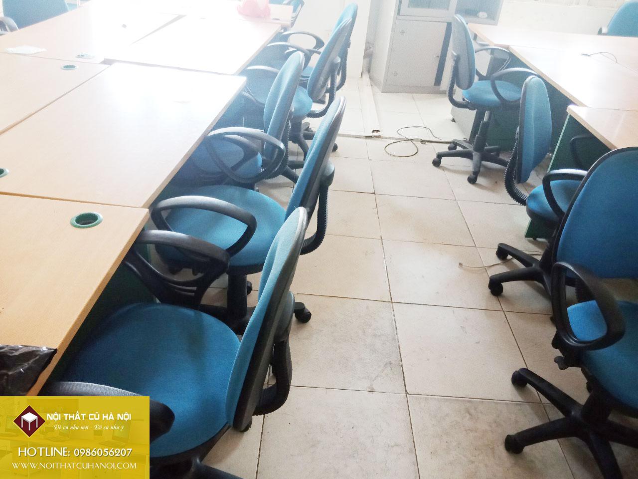 Bàn ghế cũ thanh lý tại Quận Hoàn Kiếm Hà Nội