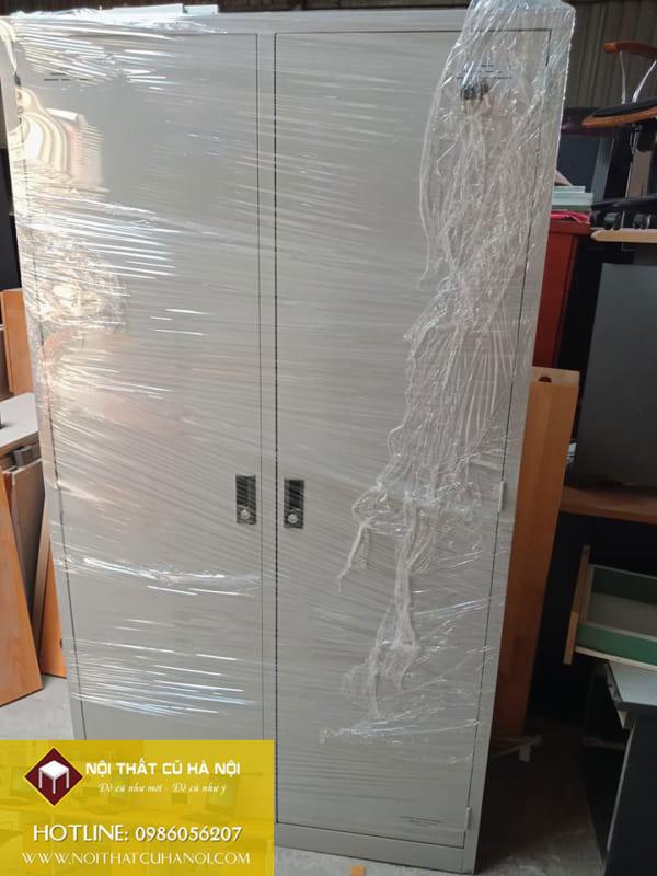 Thanh lý tủ văn phòng giá rẻ tại Hà Nội | Xả tồn kho tủ mới 100%