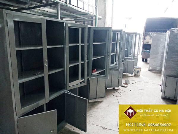 Thanh lý tủ sắt văn phòng AZ Hà Nội Giá Rẻ