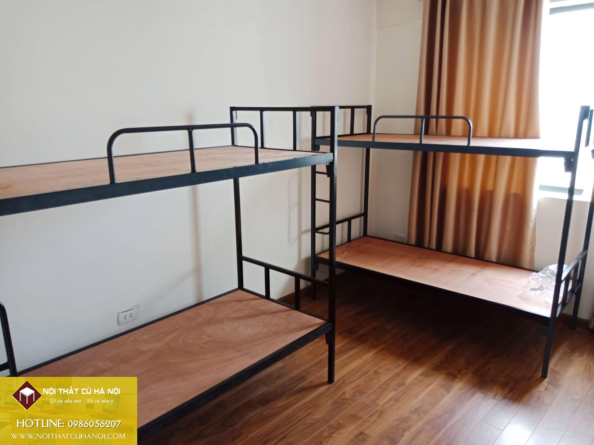 Thanh lý giường tầng tại Hà Nội Giá Tốt Nhất