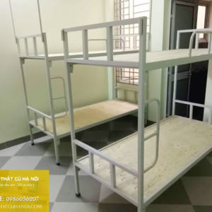 Thanh Lý Giường Tầng Giá Rẻ | Chiết Khấu Hấp Dẫn Khi Mua SLL