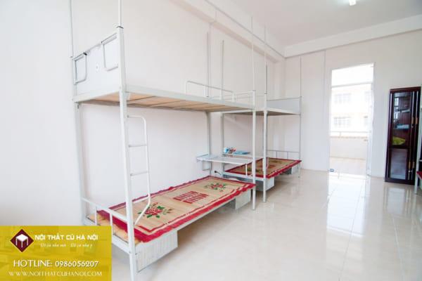 Thanh lý giường tầng sắt - Bán giường tầng cũ giá rẻ