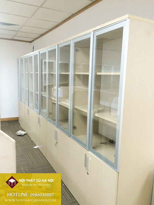 Thanh lý tủ hồ sơ cũ — Nội thất văn phòng tại Huyện Đông Anh