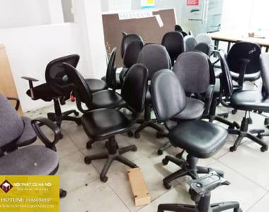 Thanh lý ghế văn phòng - Ghế Xoay Văn Phòng Cũ tại Hà Nội