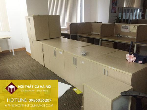 Thanh lý tủ văn phòng, tủ hồ sơ tài liệu Giá rẻ - Bền đẹp - Mới 99,99%