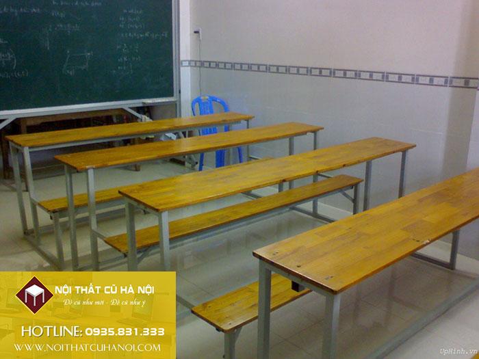 Thanh Lý Gấp Bàn Ghế Học Sinh Giá Rẻ Tại Hà Nội