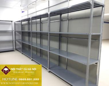 Các mẫu giá kệ siêu thị thanh lý tại Nội Thất Cũ Hà Nội: