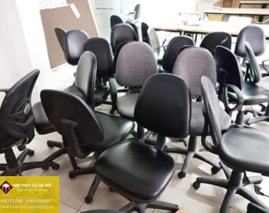Thu mua thanh lý bàn ghế văn phòng cũ giá cao tại Hà Nội