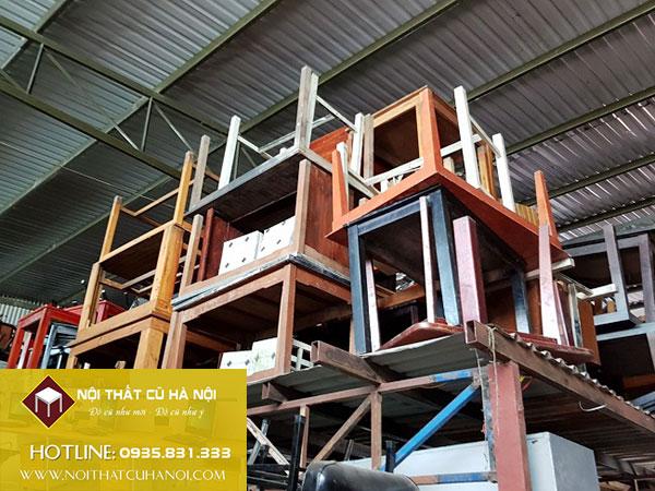 Thu mua đồ dùng quán ăn, nhà hàng giá cao nhất tại Hà Nội