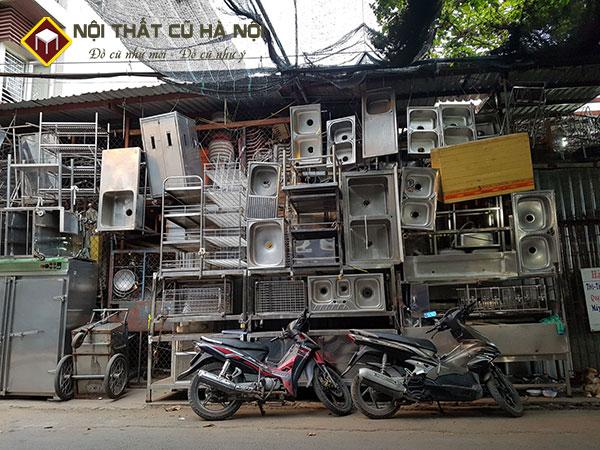 Thu mua đồ cũ tại nhà giá tốt nhất tại Hà Nội