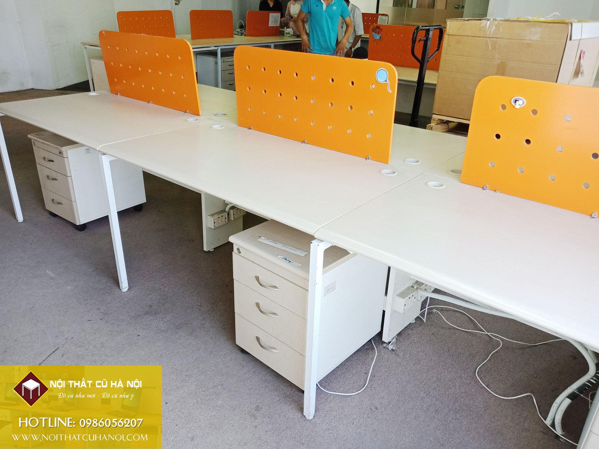 Thanh lý bàn ghế văn phòng Tại Mỹ Đức – Hà Nội Giá Cực Ưu Đãi.