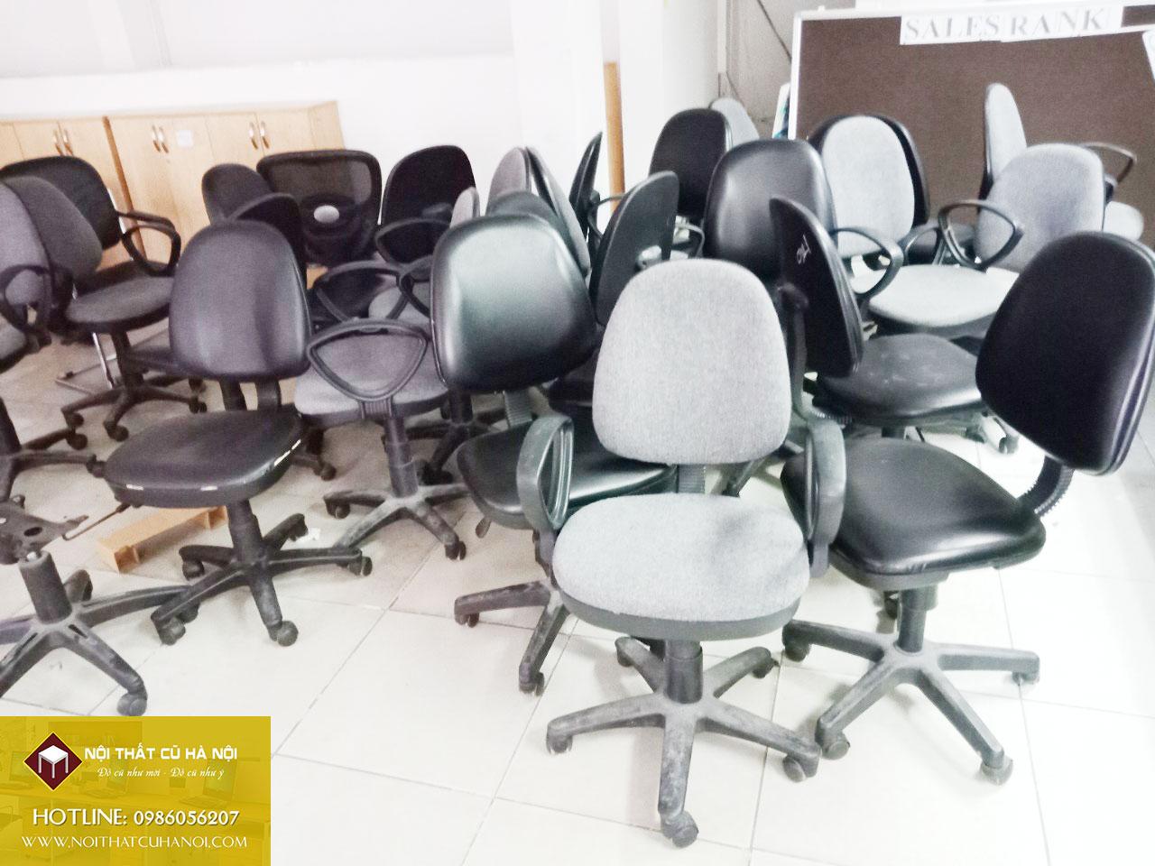 Thanh lý ghế văn phòng +1000 bộ bàn ghế giá rẻ nhất tại Hà Nội