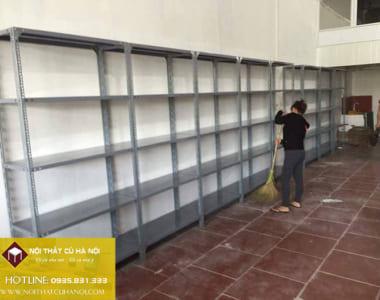 Thu mua giá kệ cũ thanh lý giá cao tại Hà Nội - Uy Tín