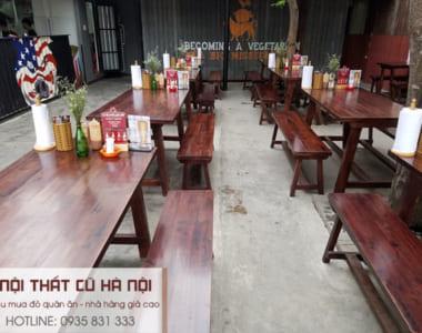 Thu mua đồ quán ăn nhà hàng giá cao tại Hà Nội