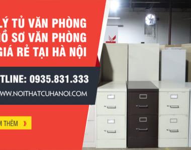Thanh lý tủ văn phòng, tủ hồ sơ văn phòng giá rẻ tại Hà Nội