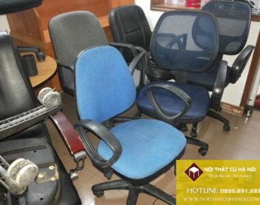 Thanh lý ghế văn phòng tại Hà Nội Cam Kết Giá Rẻ Nhất Thị Trường